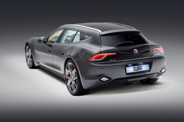 Fisker Surf - Fisker Surf, czyli Karma w nadwoziu shooting brake [wideo]