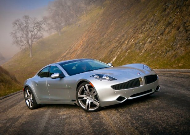 Fisker Karma - Limuzyny o stylistyce coup - komfort i emocje