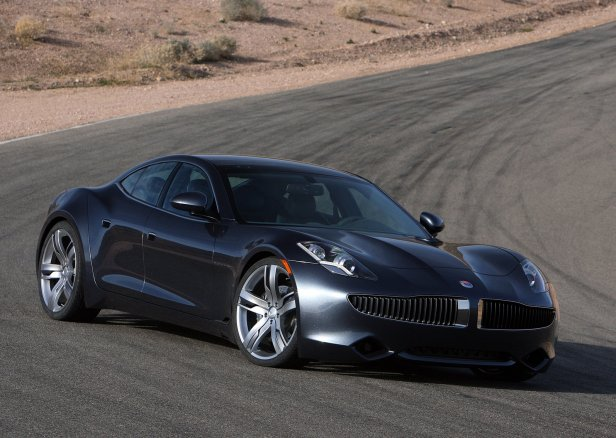 Fisker Karma - Fisker zostanie przejty przez Dongfeng Motor?
