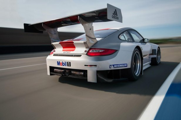 2013 Porsche 911 GT3 R (12) - Porsche 911 GT3 R (997) odwieone na sezon 2013