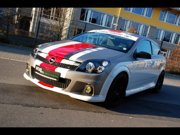 Wrap Works Astra OPC Nrburgring Edition fot.1 - Wrap Works Astra OPC Nrburgring Edition (2013)