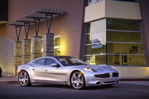 Fisker Karma - Fisker drastycznie obnia ceny Karmy