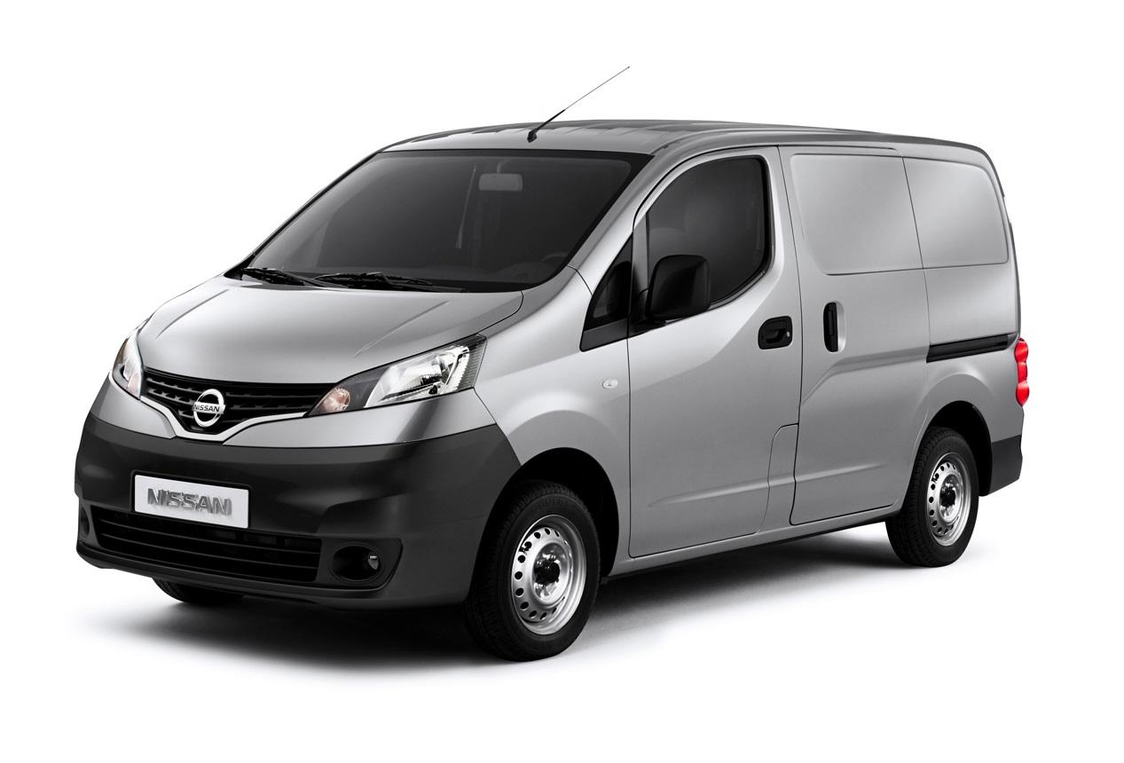 Wszystko o samochodach: Nissan NV200 Van – japońska ...