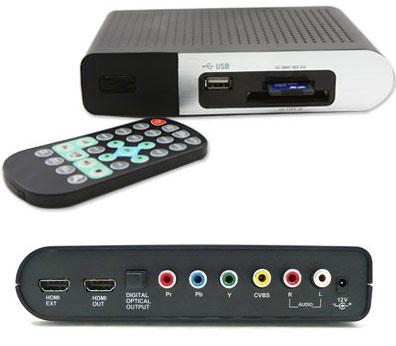 Hi-Den Vision HDMI 1080p - oglądaj fotki wFull HD