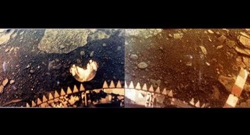 Fot. NASA/Venera 13 Lander