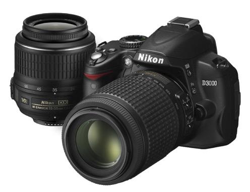 Jakie obiektywy pasują do Nikona D40, D40x, D60, D3000, D5000?