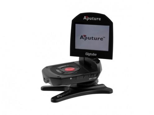 Aputure Gigtube - zdalne sterowanie iwyświetlacz LCD wjednym