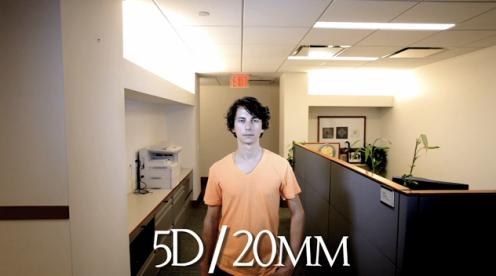 Canon 5D vs Canon 7D, czyli porównanie pełnej klatki zmatrycą APS-C