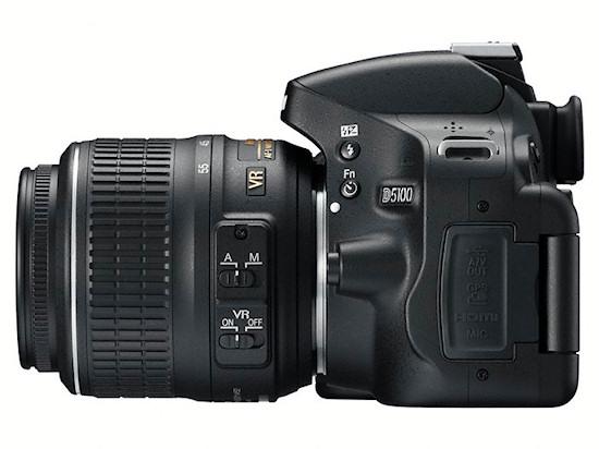 Nikon D5100 już oficjalnie