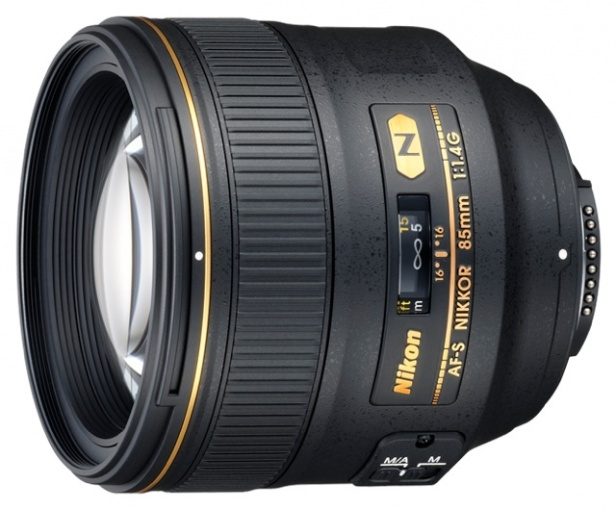85 mm f/1.4 G AF-S