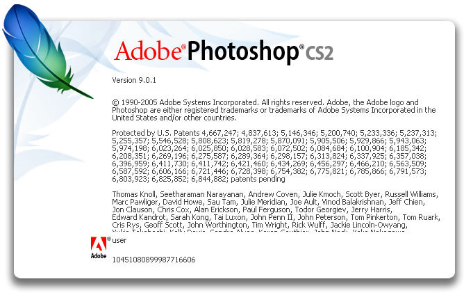 Download free crack for adobe photoshop CS2.
