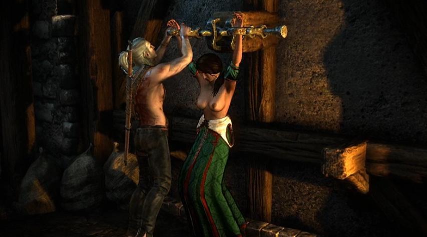The Witcher 2: Assassins of Kings: Геймплей 3. Трейлер к игре, смотреть вид