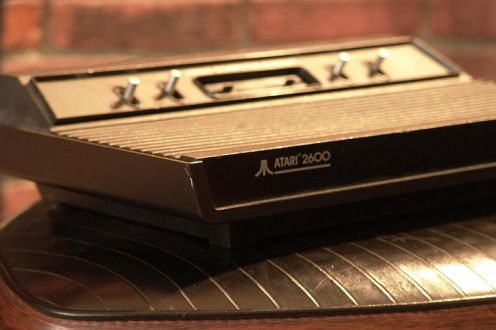 Atari 2600 (Fot. Flickr/See el Photo/Lic. CC-by)