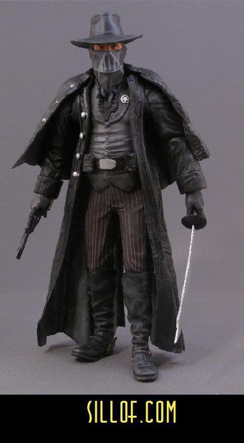 """SW как вестерн.  Bob A. Ford.  Sheriff Akan  """"Death """" Vardas."""