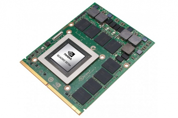 Nvidia Quadro 5010M