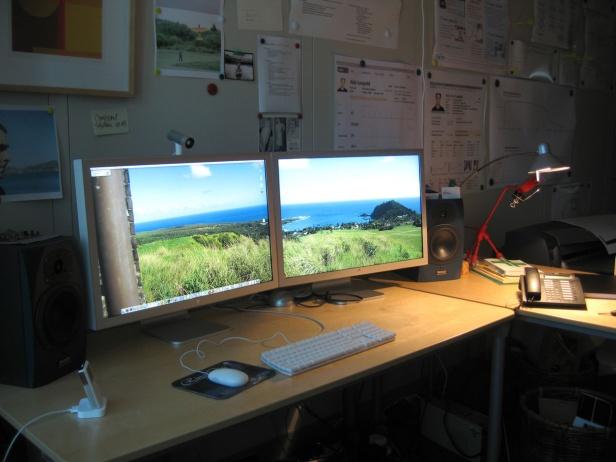 Nie wiesz jaki monitor kupić? Czas tozmienić! (fot. nalic. CC; Flickr.com/by juhansonin)