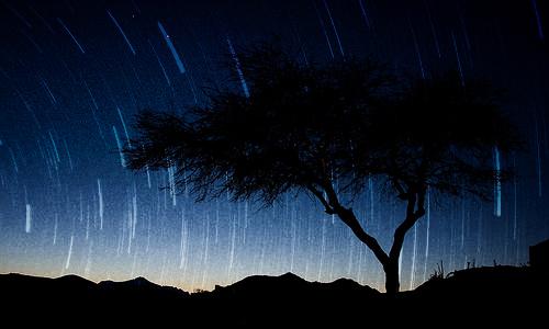 Deszcz meteorów - Drakonidy