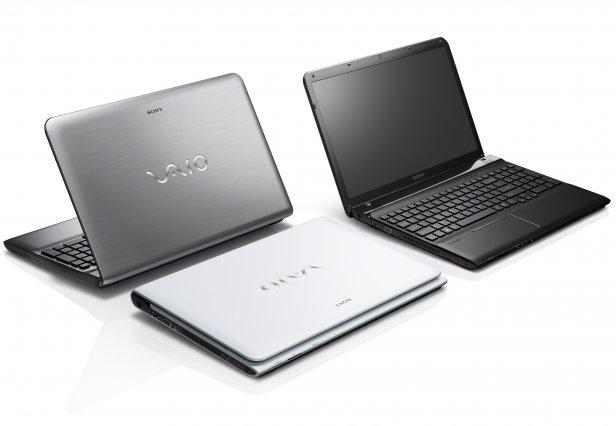 Sony VAIO E15 (fot. Sony)