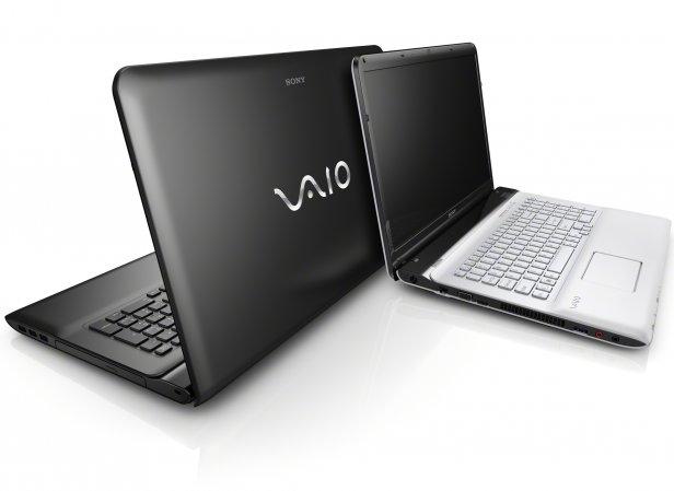 Sony VAIO E17 (fot. Sony)