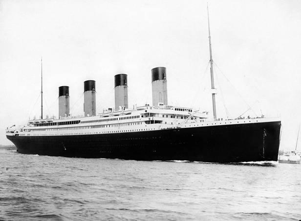 RMS Titanic (Fot. Gizmag.com)