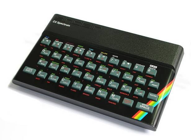 ZX Spectrum (Fot. Wikimedia Commons/Lic. CC BY-SA 2.5)