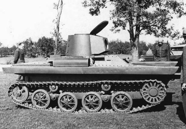 Czołg PZInż 130 (Fot. Valka.cz)