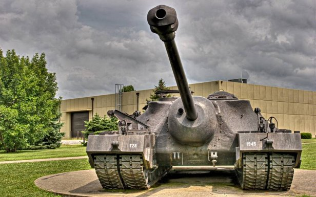T28 Super Heavy Tank (Fot. Wikimedia Commons)