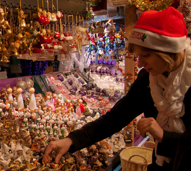 Шоппинг во Франции.  Очень рекомендуем посетить Францию - на Рождество, рождественские ярмарки...