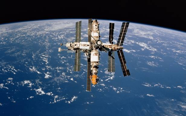 Stacja orbitalna Mir