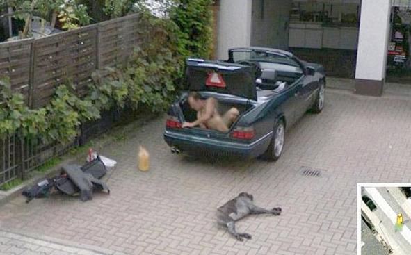 20 Dziwnych I Ciekawych Zdjec Z Google Street View Gadzetomania Pl
