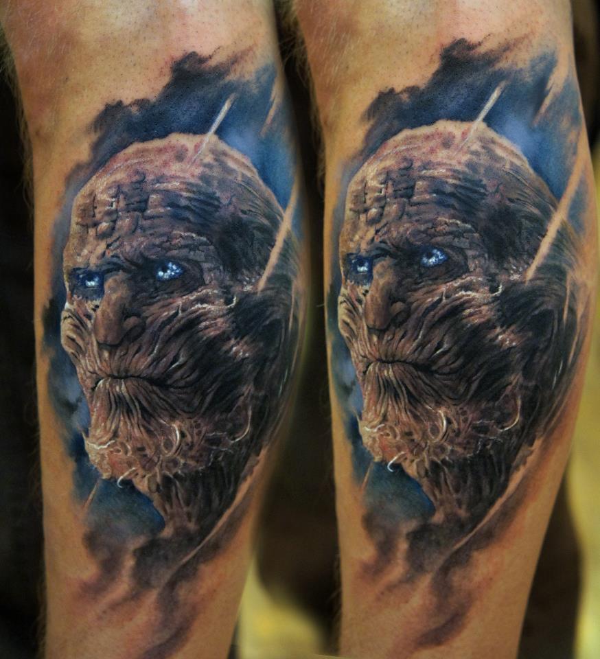 15 Najbardziej Szalonych Tatuaży Związanych Z Serialami Zdjęcia