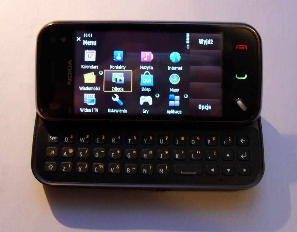 Nokia N97 mini – pierwsze wrażenia
