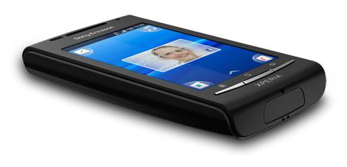 Sony Ericsso X8 black