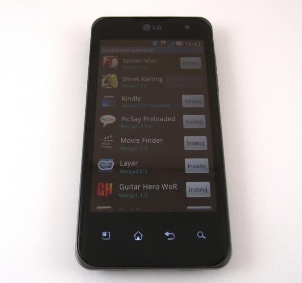 LG Swift 2X P990