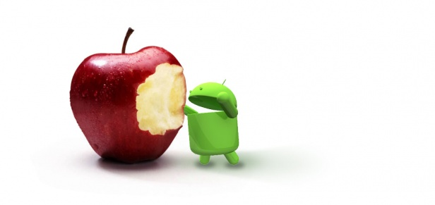 android&apple