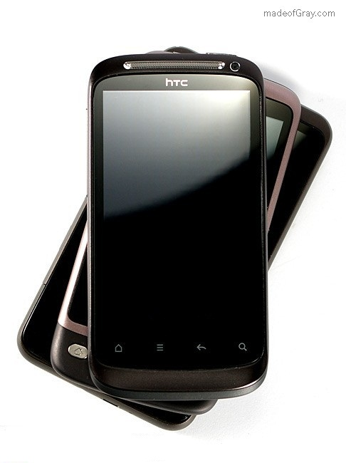 HTC Desire S | madeofGray.com