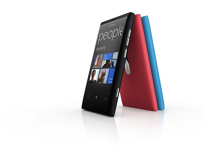 Nokia Lumia 800 oficjalnie – najładniejszy Windows Phone na rynku
