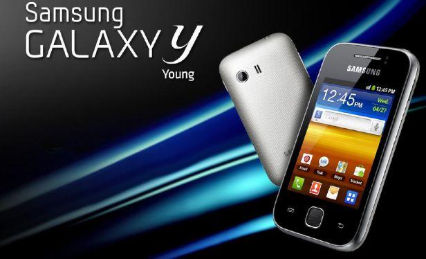 Samsung Galaxy Y | źr. wł.