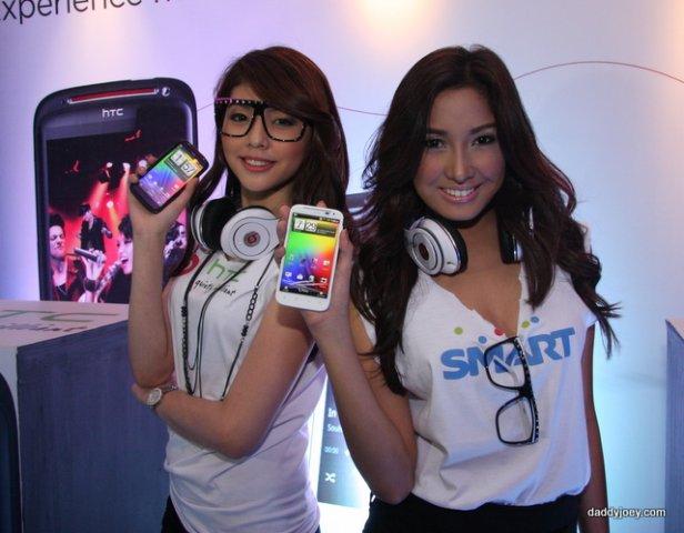 HTC Sensation XE iXL | fot. daddyjoey.com