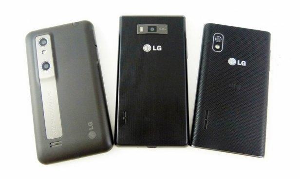 LG Swifty 3D, L7 iL5 | fot. wł