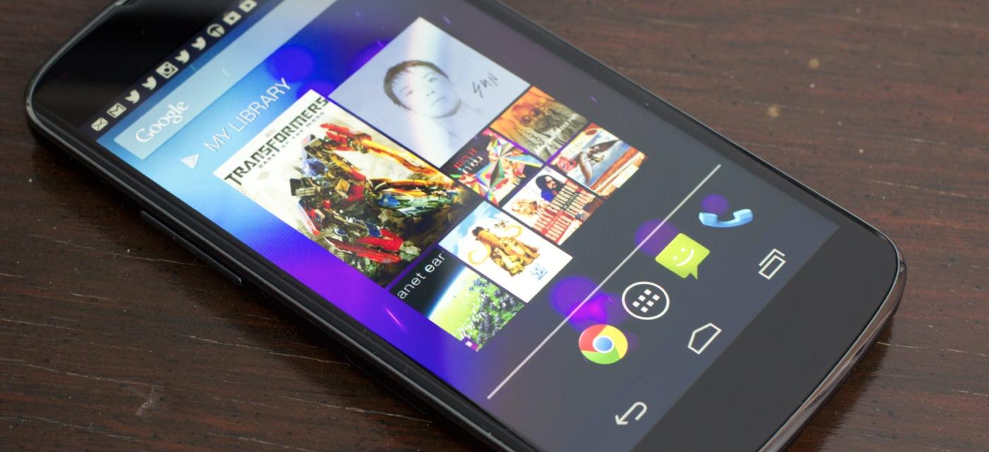 Google aktualizuje Nexusy – grudzień wraca do Androida