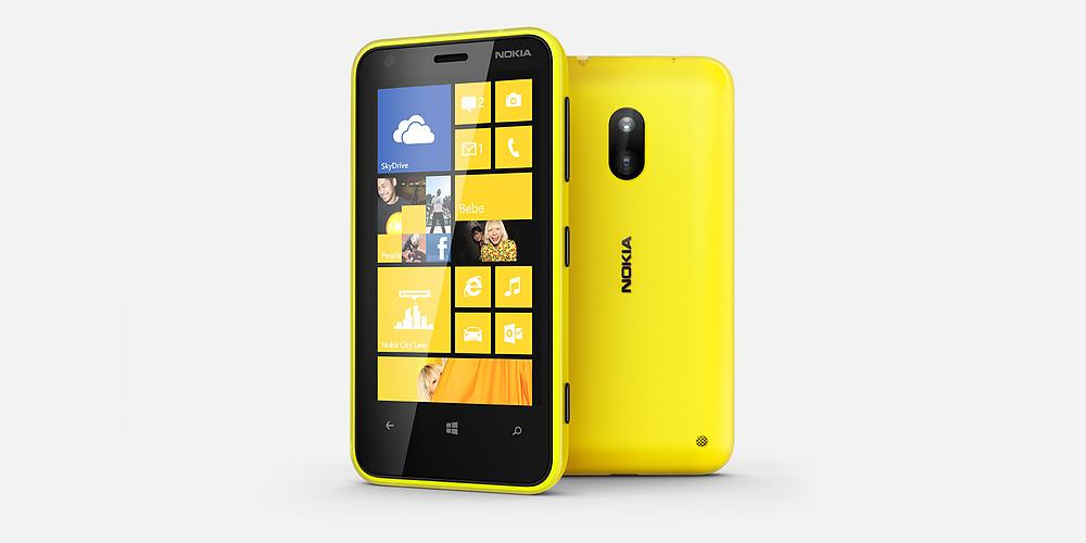 Nokia Lumia 620 – dane techniczne