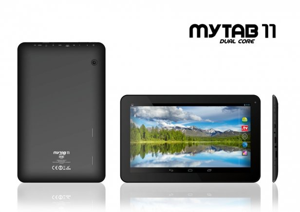 myTAB 11 Dual Core
