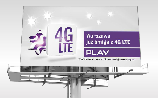 4G LTE w Play - 4G LTE startuje w Play. Fajnie, że jest, ale oferty mogły być lepsze
