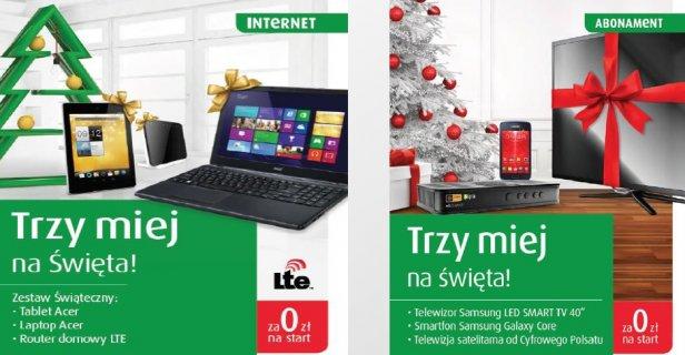Plus promocje świąteczne - Jak prezentują się świąteczne promocje Plusa?