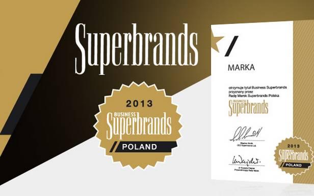 LG nagrodzone tytułem Superbrand Polska