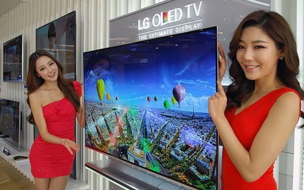 Na rynek trafił LG-55EM9700 - 55-calowy telewizor OLED