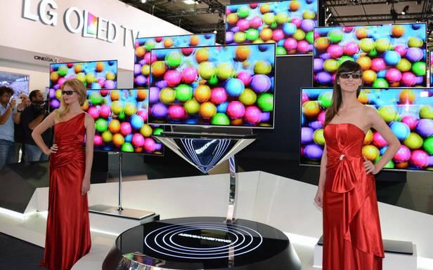 LG przeznaczy narozwój technologii OLED 3,6 mld dolarów