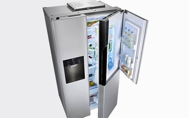 Lodówka LG GS9366NECZ zsystemem Door-inDoor