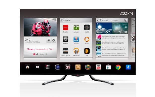LG GA7900 zGoogle TV
